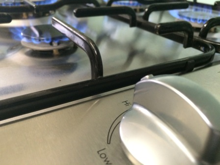 chef gas cooktop